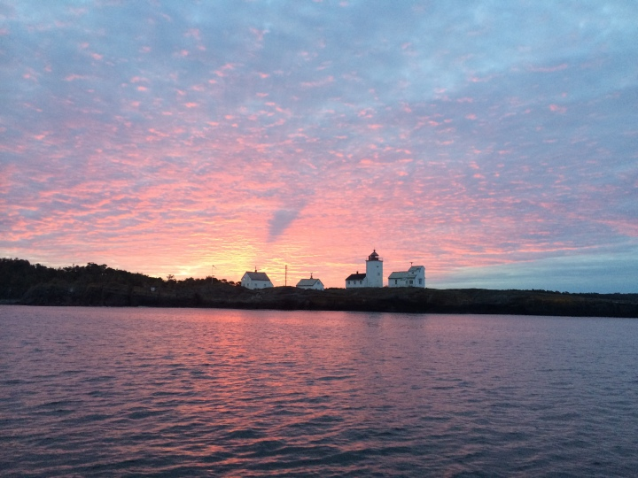 Sunrise Langesund